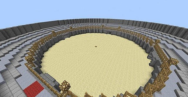 Minecraft maps arena - 94