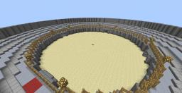 The Arena - Gladiator Themed PvP Map Minecraft Map & Project