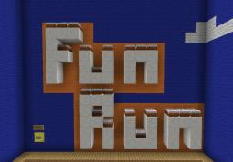 Fun Run (1st Person) Minecraft Project
