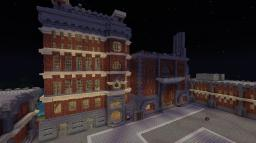 Factory Complex Minecraft Map & Project