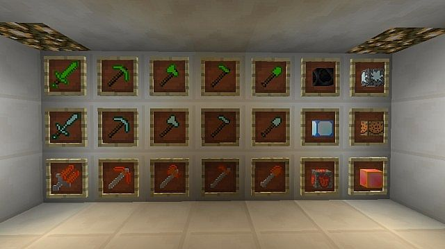 Tools and blocks