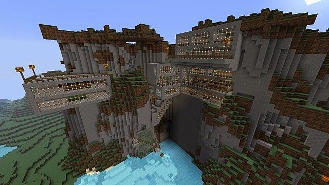 Modern  U0026 39 Cove Hotel U0026 39  Minecraft Project