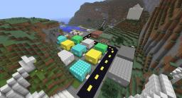 Minecraft CIty: Jericho Minecraft Map & Project