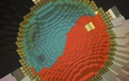 Project Dubai - Yin Yang City Center Minecraft