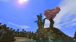 Fantasy Lookout By Hobo (: Minecraft Map & Project
