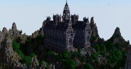 Castle Te'trist Minecraft Map & Project