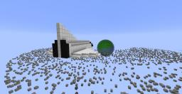 Nasa Shuttle Contest Entry (To The Stars) Minecraft Map & Project