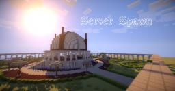 Heaven Server Spawn [DOWNLOAD AVAILABLE] Minecraft Map & Project