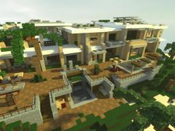 | Modern Mansion 4 | Series 1 | Minecraft