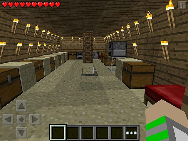 Where Can I Find Diamonds In Minecraft Pe