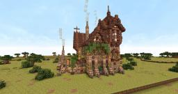 Survival House (7 Textures!) Minecraft Project