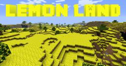 [1.7.10][Forge]Lemon Land [v1.0.4] Lemon Sword, Tools, Biome and More! Minecraft Mod
