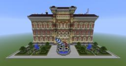 Library or Townhall Minecraft Map & Project
