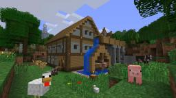 Map Minecraft Map & Project