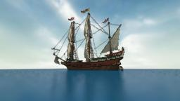 Galleon Golden Swan