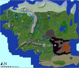 Minecraft Middle Earth Minecraft Map & Project