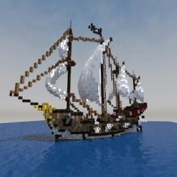 Pirateship - The Snarky Cook Minecraft Project
