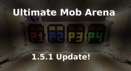 Ultimate Redstone Mob Arena Minecraft Map & Project