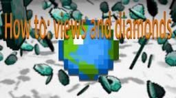 How to: get Views&Diamonds on PMC Minecraft Blog