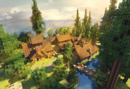 Valenstead Minecraft Map & Project
