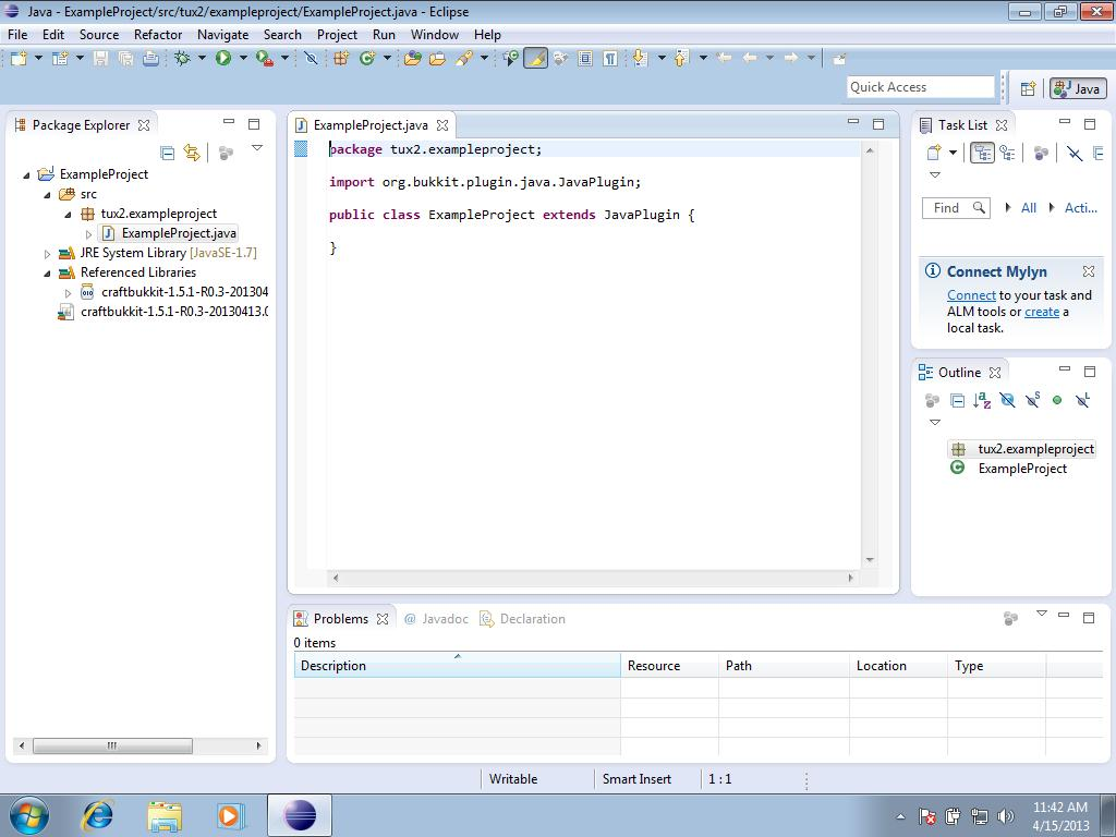 Using Eclipse - Learning Java, 4th Edition [Book]