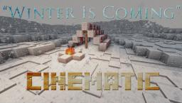 """Winter is Coming"" - Minecraft Cinematic (Game of Thrones Inspired) Minecraft Blog Post"