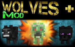 [1.5.2][SSP/LAN] Wolves+  Mod v1.1.1.4 [Shooting Wolves!]