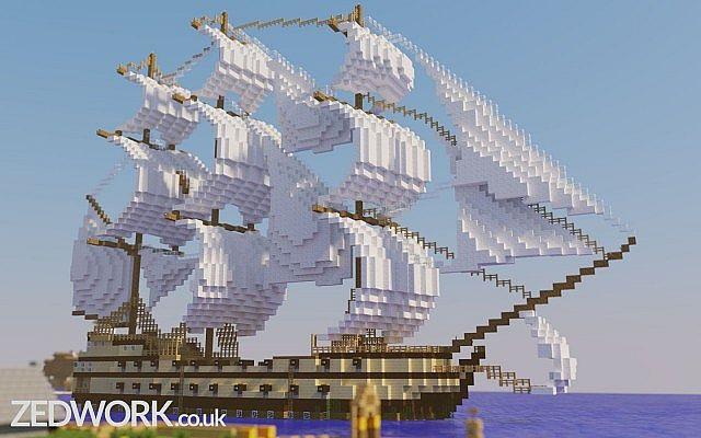 Hylindars Ship in Pumpkin