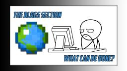 The Blogs Section: What Can Be Done? Minecraft Blog