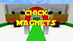 Chick Magnets - Mini Game Minecraft - 2-4 Player Minecraft