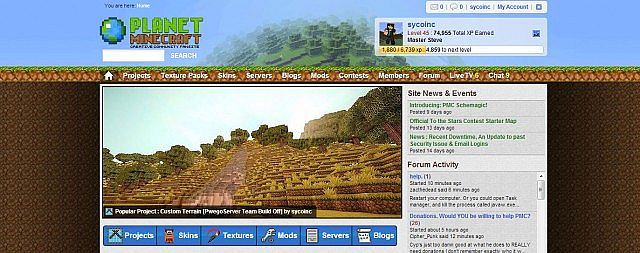 Front Page of PMC - didnt expect this so fast!
