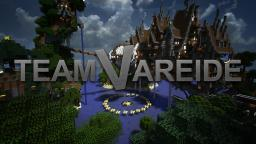 Team Vareide Creative Server Minecraft Server