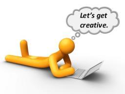 Creativity: An Ironic Blog Minecraft Blog Post