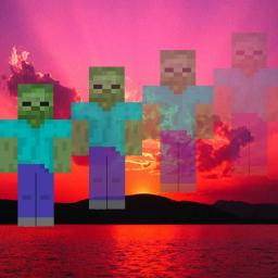 Invisible Monsters, make your life more hardcore then ever before Minecraft Texture Pack