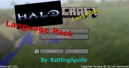 {INACTIVE} Halo Language Pack v1.1 Minecraft Mod