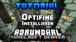 Optifine korrekt installieren [German]