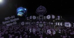 SW1-34 Spation Station Izon-X3 [to the stars project contest - 26th place] Minecraft