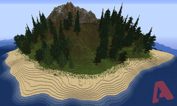 First WorldPainter map Minecraft Map & Project