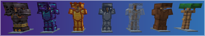 Double layered armor
