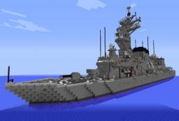 JMSDF DD HATSUYUKI class Destroyer [1.5.1] Minecraft Map & Project