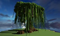 Amazing Tree Minecraft Map & Project