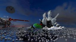 Octopus From Nowhere [To The Stars Contest] Minecraft Map & Project