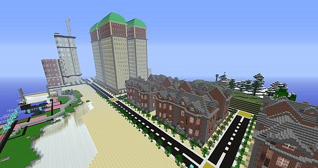 Suburban Area