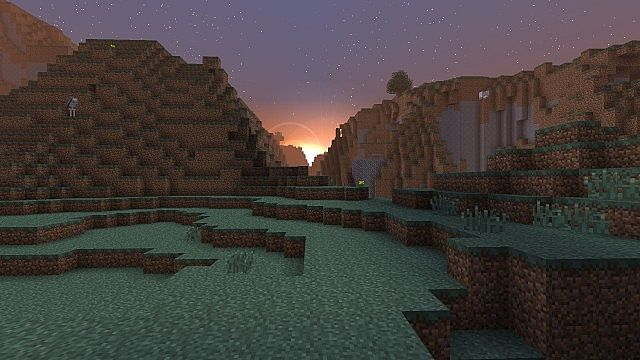 Night Sky Pack Minecraft Texture Pack