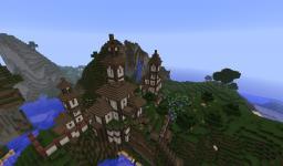 Riftward farm Minecraft Project