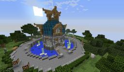 Evergreen Park Minecraft Map & Project