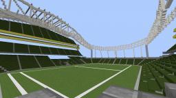 The Aviva Stadium Minecraft