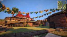 Project Hyrule Presents: Skyloft (WIP) Minecraft