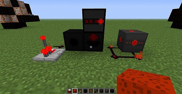 Redstone Devices