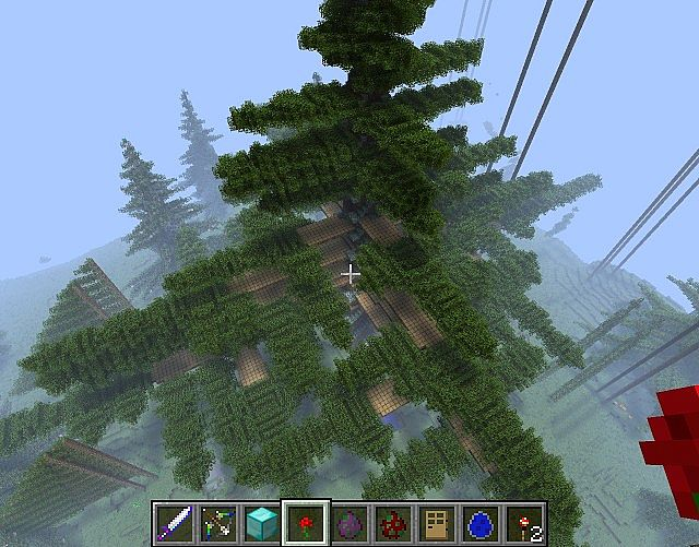 Ginormous Magic Apple Tree
